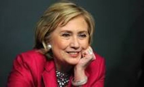 Hillary Clinton First Woman To Run for President?