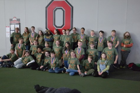 Science Olympiad Wins at State Competition
