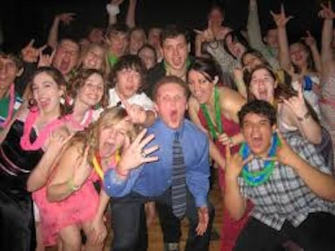 Eighth Grade Farewell Dance