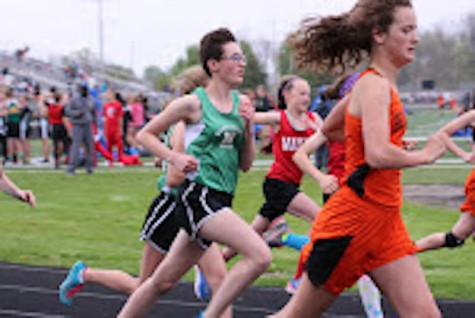 Boys and Girls Track Team Wins GWOC