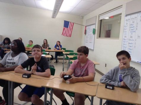 Academic Challenge Comes To The Middle School