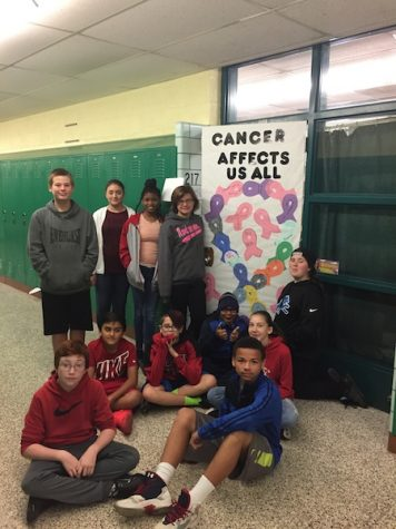 Miss Day Bring Cancer Awareness to NMS