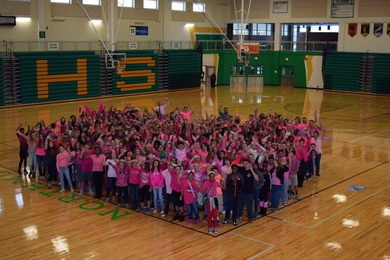 NMS Goes Pink