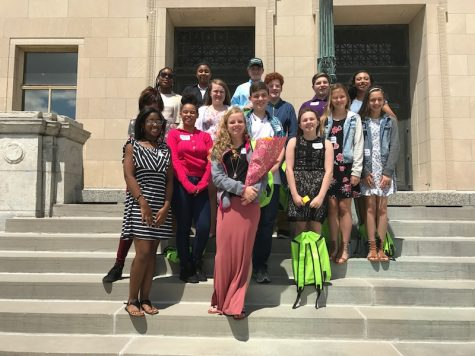 NMS Sweeps Essay Awards