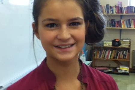 Team Perseverance Names Breanne Groves Student of the Month