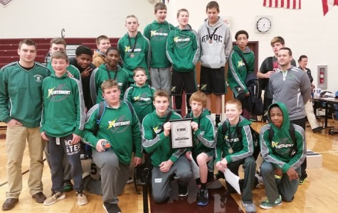 Wrestlers Bring Home the GWOC Championship