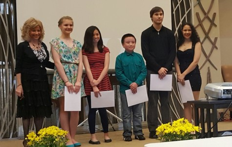 Gifted Students Win Poetry Contest