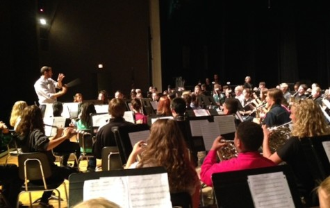 Middle and High School Orchestra Combine for Performance