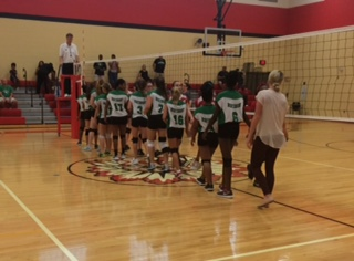 Volleyball Wins Over Trotwood