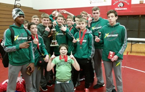 Wrestling Wins at Wapakoneta