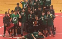Wrestling Team Wins GWOC