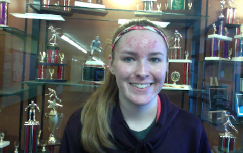 Selhorst Named Student of the Month