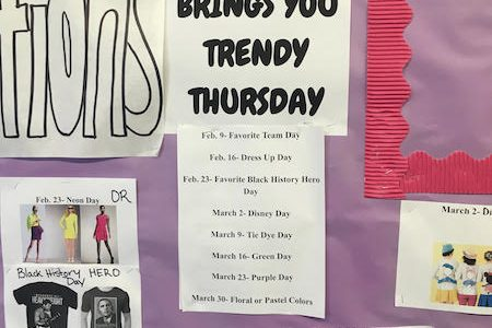 What is Trendy Thursday