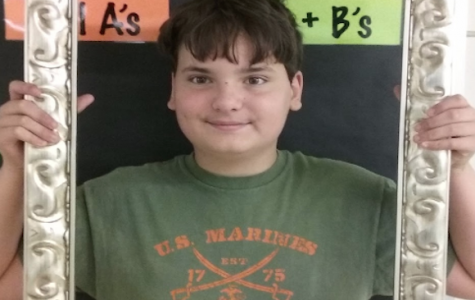 Haydn Huegele Named Student of the Month
