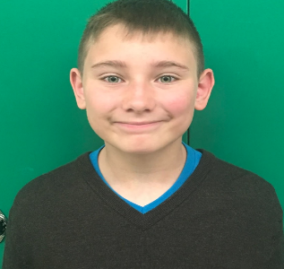 Artz Named Student of the Month