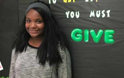 Nwanoro Named Respect Student of the Month