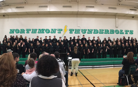 NMS Choir Performs
