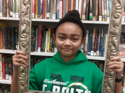 Senora Named Student of the Month