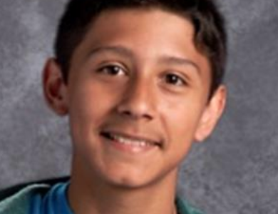 Martinez-Metzger Named Student of the Month