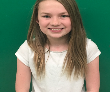 Stormer Named Student of the Month