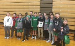 Wrestling Team Wins GWOC Four Years in a Row