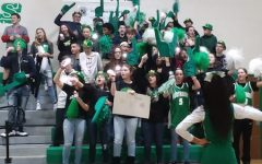 Team Optimism Winter Pep Assembly