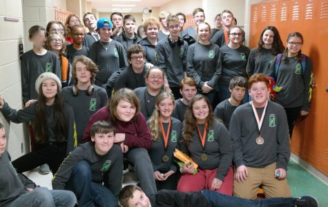 Science Olympiad Places in West Liberty