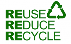 Recycle Reduce Renew Reuse
