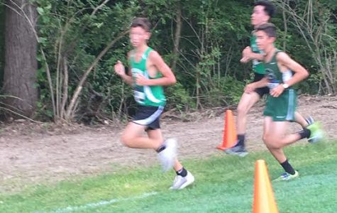 Cross Country Winning all the Way to GWOC
