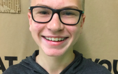 Saltsman Named Student of the Month