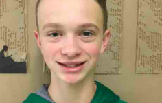 Ryan Named Student of the Month