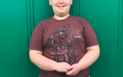 Webb Named Student of the Month