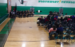 Jazz Band Performs with High School