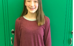 Seibert Named Student of the Month