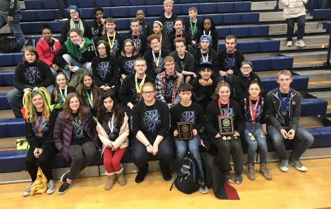 Science Olympiad Heads to State