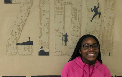 Worship Akpan Named Student of the Month