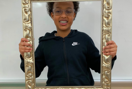 Abas Named Student of the Month