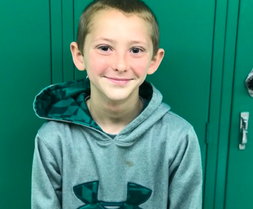 Wadino Named Student of the Month