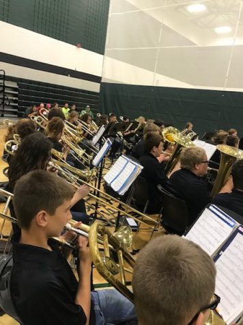 8th Grade Night with the Band