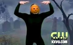 Who Is Dancing Pumpkin Guy?