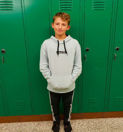 Miesse Named Student of the Month
