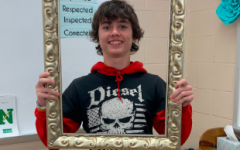 Pengram Named Student of the Month