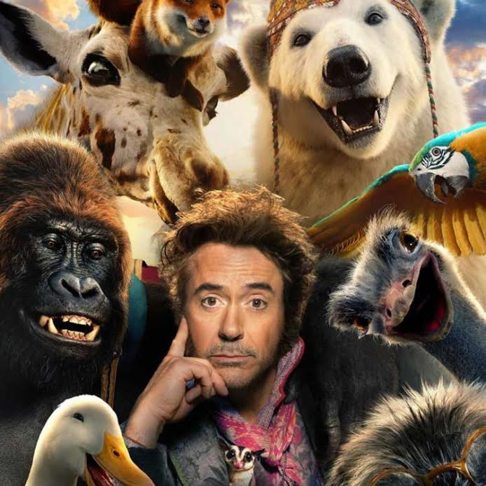 Dr.+Dolittle+Wins+in+the+Box+Office
