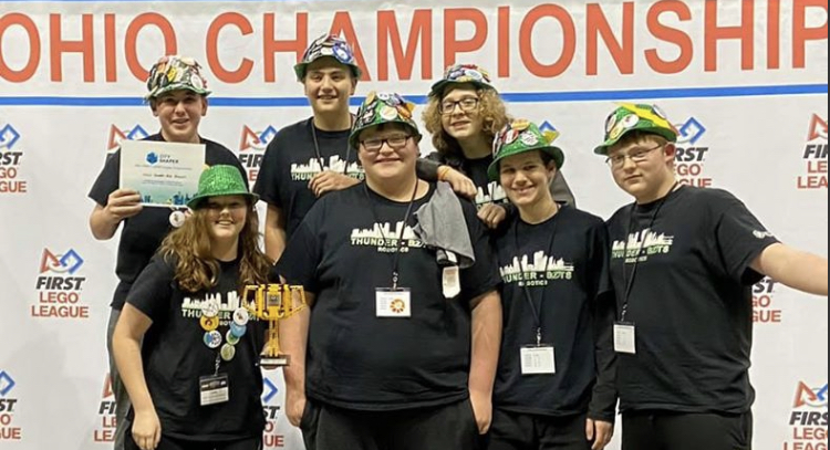 Thunder Bots Going to State
