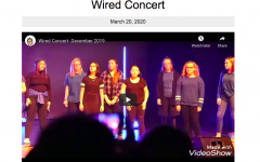 Wired Concert