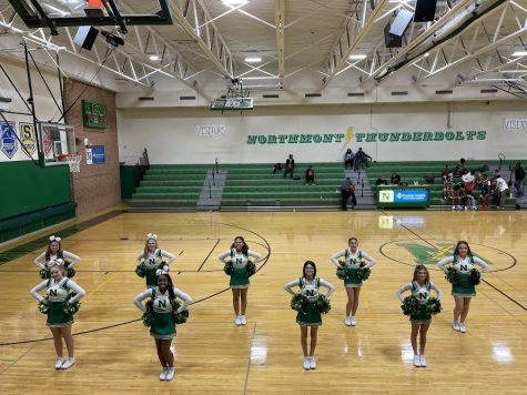 8th Grade Basketball Cheer