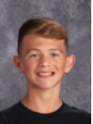 Lupton Named Student of the Month