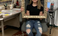 Conley Named Student of the Month
