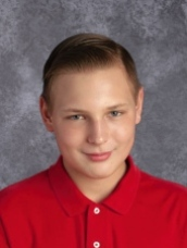 Reedy Named Student of the Month