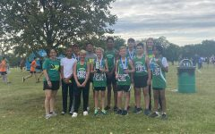 Cross Country Places 4th at the Northmont Invitational